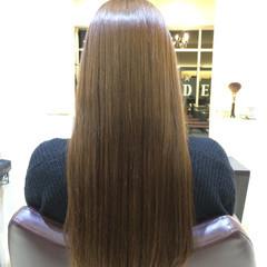 ストレート ヘアアレンジ ロング ヘアスタイルや髪型の写真・画像