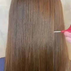 ショートボブ インナーカラー ナチュラル 髪質改善 ヘアスタイルや髪型の写真・画像