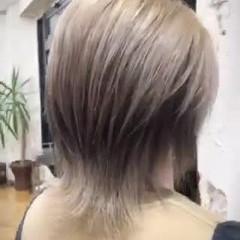 ストリート ショート ハイトーン メンズ ヘアスタイルや髪型の写真・画像