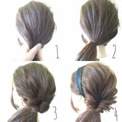 愛され 卵型 モテ髪 コンサバ ヘアスタイルや髪型の写真・画像