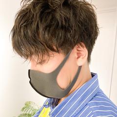 メンズスタイル メンズカット メンズヘア メンズマッシュ ヘアスタイルや髪型の写真・画像