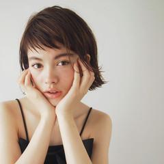 レイヤーカット ガーリー オフィス 女子会 ヘアスタイルや髪型の写真・画像