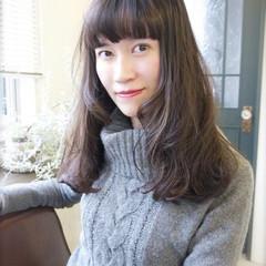 ロング ゆるふわ 外国人風 大人かわいい ヘアスタイルや髪型の写真・画像