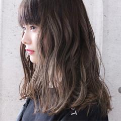 大人かわいい 外国人風 ナチュラル ヘアアレンジ ヘアスタイルや髪型の写真・画像