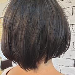 大人かわいい ガーリー ボブ 外国人風カラー ヘアスタイルや髪型の写真・画像