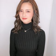 バレイヤージュ 髪質改善カラー エレガント 髪質改善トリートメント ヘアスタイルや髪型の写真・画像