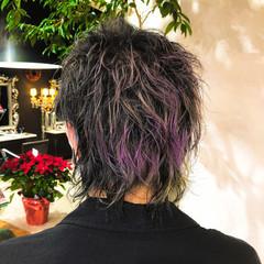 メンズ ショート メンズカラー ハイトーン ヘアスタイルや髪型の写真・画像