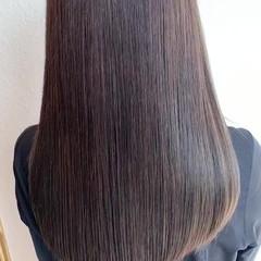 髪質改善トリートメント ナチュラル 最新トリートメント トリートメント ヘアスタイルや髪型の写真・画像