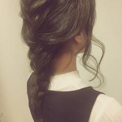 暗髪 ショート ガーリー 黒髪 ヘアスタイルや髪型の写真・画像