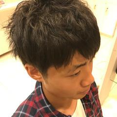ショート ラフ 黒髪 簡単 ヘアスタイルや髪型の写真・画像