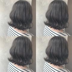 韓国 ヘアアレンジ 簡単ヘアアレンジ ボブ ヘアスタイルや髪型の写真・画像