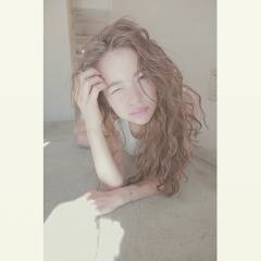 コンサバ センターパート フェミニン 春 ヘアスタイルや髪型の写真・画像