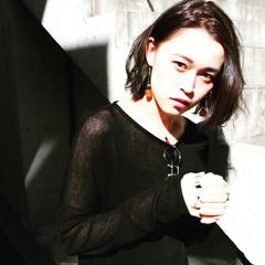 外国人風 パーマ アンニュイ ラフ ヘアスタイルや髪型の写真・画像