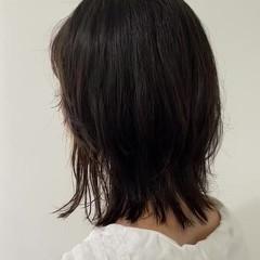 ゆるふわパーマ パーマ ウルフカット モード ヘアスタイルや髪型の写真・画像