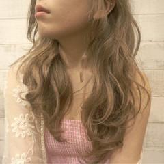 透明感 ヘアオイル 外国人風 外国人風カラー ヘアスタイルや髪型の写真・画像