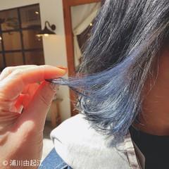 大人かわいい インナーカラー デート フェミニン ヘアスタイルや髪型の写真・画像