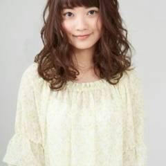 モテ髪 コンサバ 春 大人かわいい ヘアスタイルや髪型の写真・画像