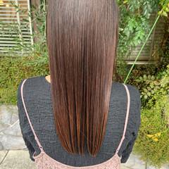 髪質改善トリートメント 髪質改善安達瞭 髪質改善 ロング ヘアスタイルや髪型の写真・画像