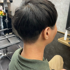 ナチュラル メンズカット メンズ メンズスタイル ヘアスタイルや髪型の写真・画像