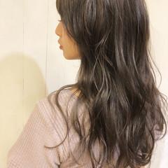 外国人風カラー ロング 大人女子 ナチュラル ヘアスタイルや髪型の写真・画像