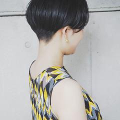 ショート 大人かわいい ベリーショート 大人ショート ヘアスタイルや髪型の写真・画像
