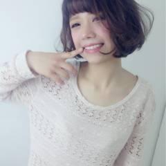 モテ髪 コンサバ ウェーブ パーマ ヘアスタイルや髪型の写真・画像