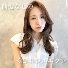 ナチュラル 髪質改善トリートメント 大人ミディアム 韓国ヘア ヘアスタイルや髪型の写真・画像