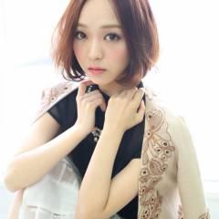 フェミニン 秋 モテ髪 ナチュラル ヘアスタイルや髪型の写真・画像