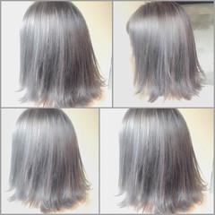 大人かわいい ガーリー 外国人風 アッシュ ヘアスタイルや髪型の写真・画像