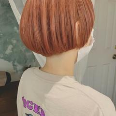 ショートヘア 大人かわいい ミニボブ ボブ ヘアスタイルや髪型の写真・画像