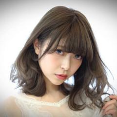 大人かわいい モテ髪 女子会 かわいい ヘアスタイルや髪型の写真・画像