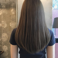 リラックス 女子会 ロング ナチュラル ヘアスタイルや髪型の写真・画像