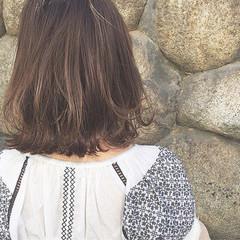 外ハネ 外国人風 色気 ナチュラル ヘアスタイルや髪型の写真・画像