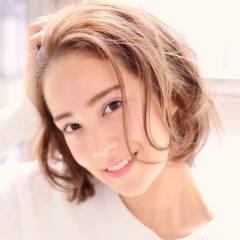 愛され モテ髪 外国人風カラー 外国人風 ヘアスタイルや髪型の写真・画像