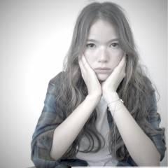 ガーリー モード ロング 秋 ヘアスタイルや髪型の写真・画像