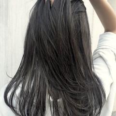 女子力 ハイライト 透明感 オフィス ヘアスタイルや髪型の写真・画像