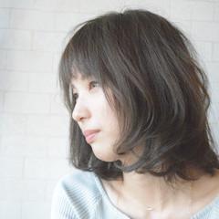パーマ 髪質改善 ボブ 髪質改善トリートメント ヘアスタイルや髪型の写真・画像