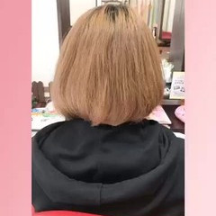 コテ巻き 夏 韓国ヘア ロング ヘアスタイルや髪型の写真・画像