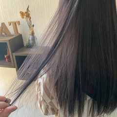 大人かわいい アンニュイほつれヘア 外国人風 インナーカラー ヘアスタイルや髪型の写真・画像