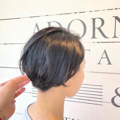 デート ハイライト アッシュベージュ 抜け感 ヘアスタイルや髪型の写真・画像