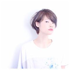 大人かわいい 外国人風 ハイライト ナチュラル ヘアスタイルや髪型の写真・画像
