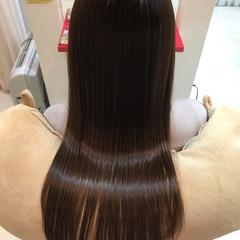 ナチュラル 髪質改善 髪質改善安達瞭 ロング ヘアスタイルや髪型の写真・画像