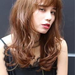 フェミニン 外国人風 パーマ ゆるふわ ヘアスタイルや髪型の写真・画像
