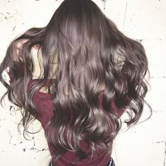 グラデーションカラー ブリーチ ナチュラル ハイライト ヘアスタイルや髪型の写真・画像