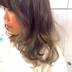 コンサバ 愛され モテ髪 グラデーションカラー ヘアスタイルや髪型の写真・画像