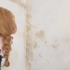 冬 秋 ロング ゆるふわ ヘアスタイルや髪型の写真・画像
