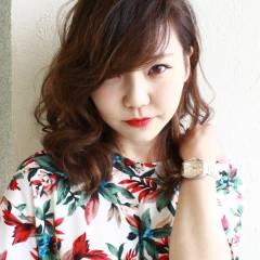 モテ髪 グラデーションカラー 外国人風 ストリート ヘアスタイルや髪型の写真・画像