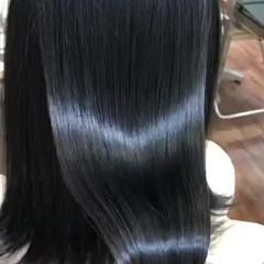 透明感カラー TOKIOトリートメント うる艶カラー モテ髪 ヘアスタイルや髪型の写真・画像