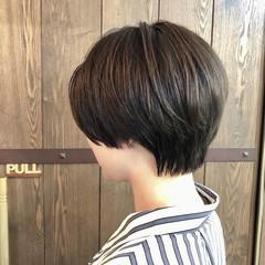 ナチュラル かっこいい ダークアッシュ アッシュ ヘアスタイルや髪型の写真・画像
