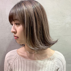 ヘアアレンジ フェミニン デート ミディアム ヘアスタイルや髪型の写真・画像